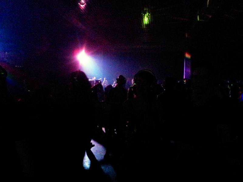 Silence Disco Astra Berlin