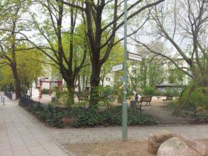 Spielplatz Berlin Friedrichshain