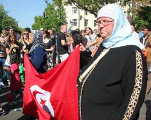 Türkische Gruppe Karneval der Kulturen 2013