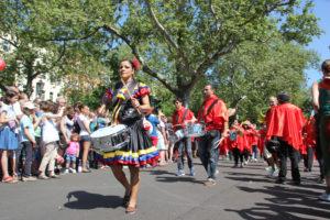 Trommler Karneval der Kulturen 2013