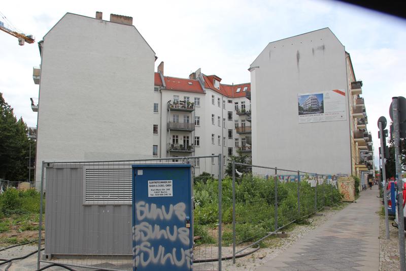 5 Dolzinger Bogen Dolziger- Pettenkofer Straße