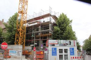 6 Baustelle Voigt Dolziger Straße