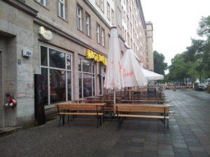 Abgedreht Bar Berlin Friedrichshain