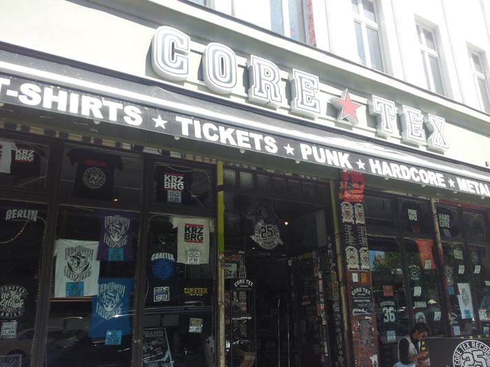 Core Tex Berlin Kreuzberg