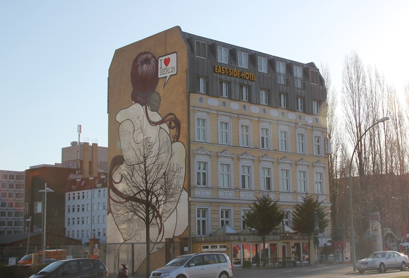 East-Side Hotel Berlin Friedrichshain