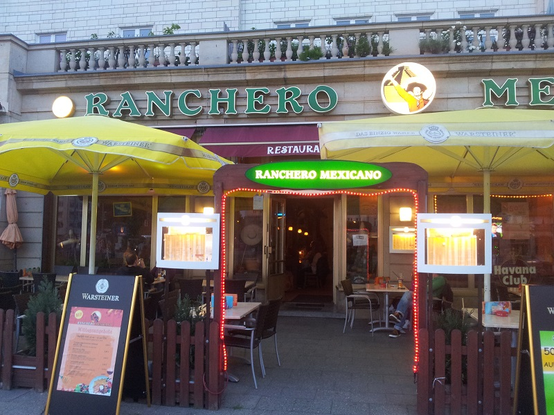 Ranchero Mexicano Restaurant