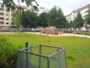 Spielplatz Ostkreuz