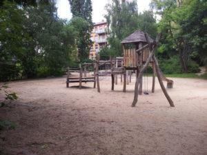 Spielplatz hinter Frankfurter Tor