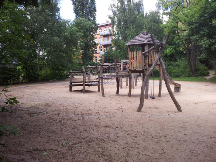 Spielplatz hinter Frankfuter Tor