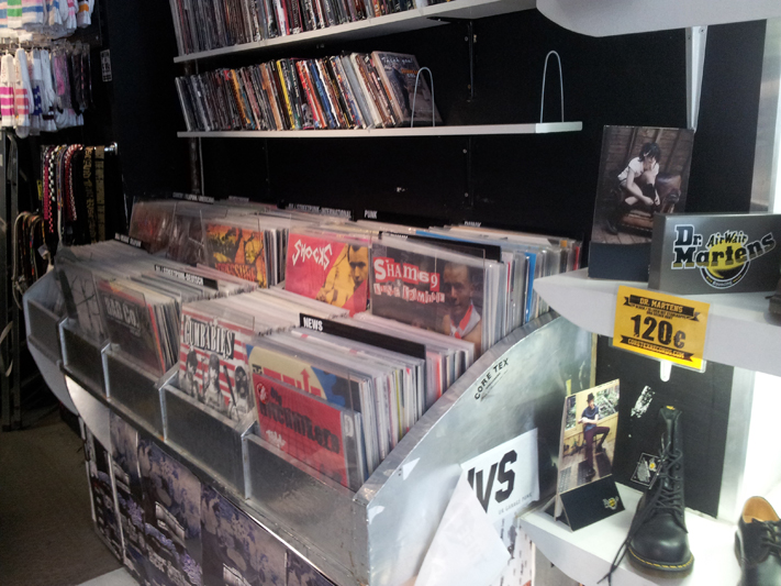 Vinyl im Core Tex