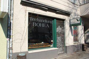 Bohea Teegeschäft Friedrichshain