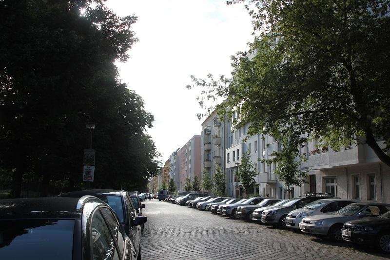 Autos Friedrichshain