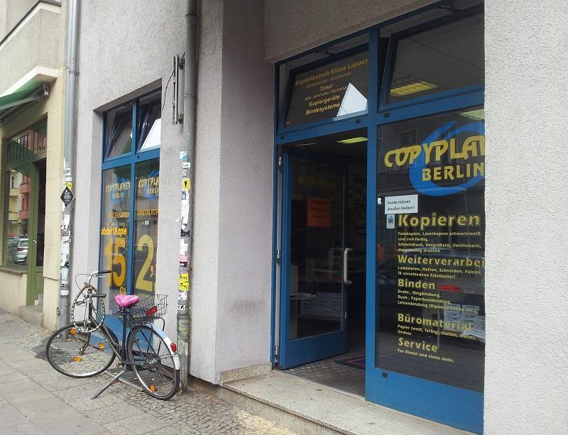 Copy Planet Friedrichshain