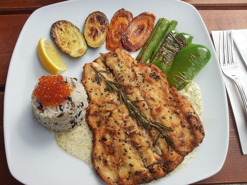 Fisch im Datscha