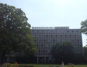 Haus Amerika Gedenkbibliothek Kreuzberg