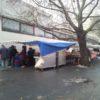 Haushaltswarenmarkt beim NP Friedrichshain