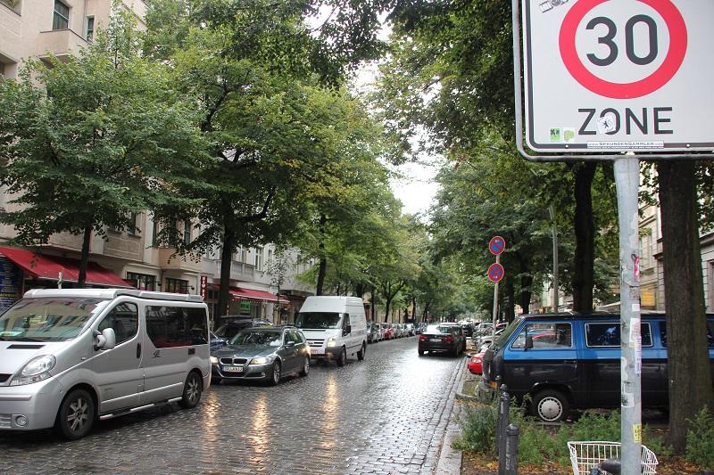 Niederbarnim Straße Friedrichshain