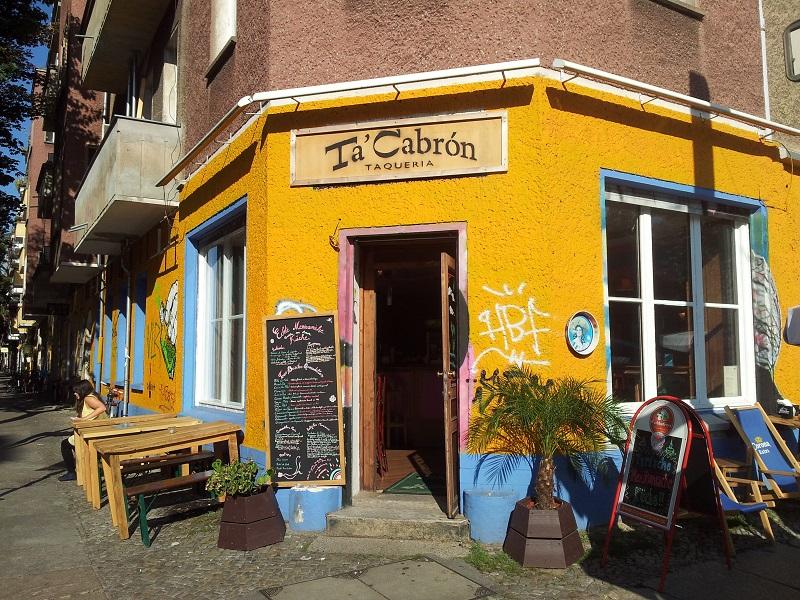 Ta'Cabrón Restaurant Friedrichsahin