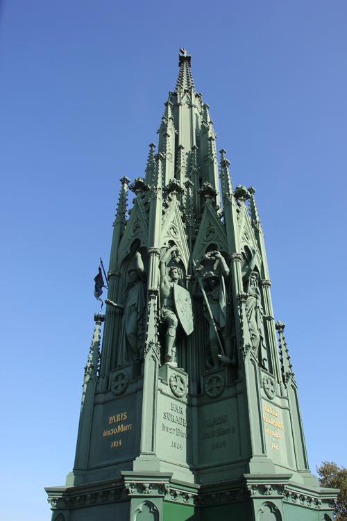 22 Denkmal von Schinkel Kreuzberg