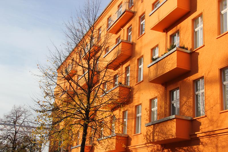 Dolziger Straße Friedrichshain