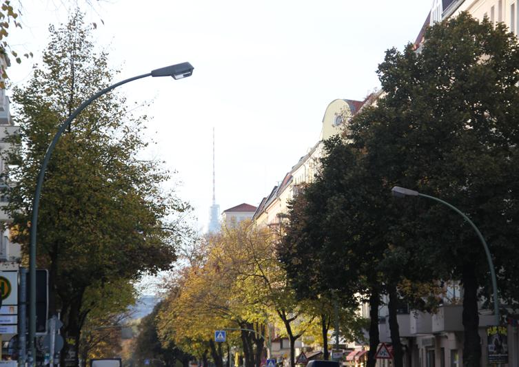 Grünberger Str Friedrichshain