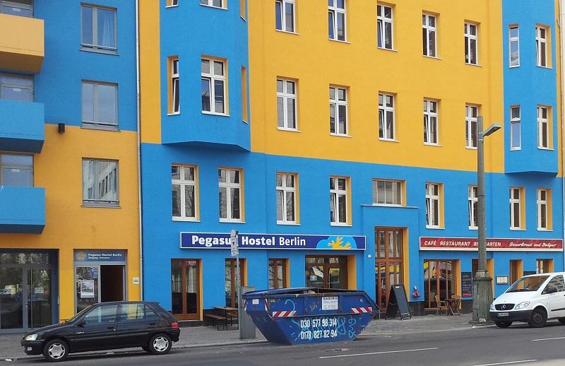 Hostel Pegasus Friedrichshain