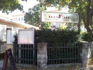 Restaurant Turnhalle Friedrichshain