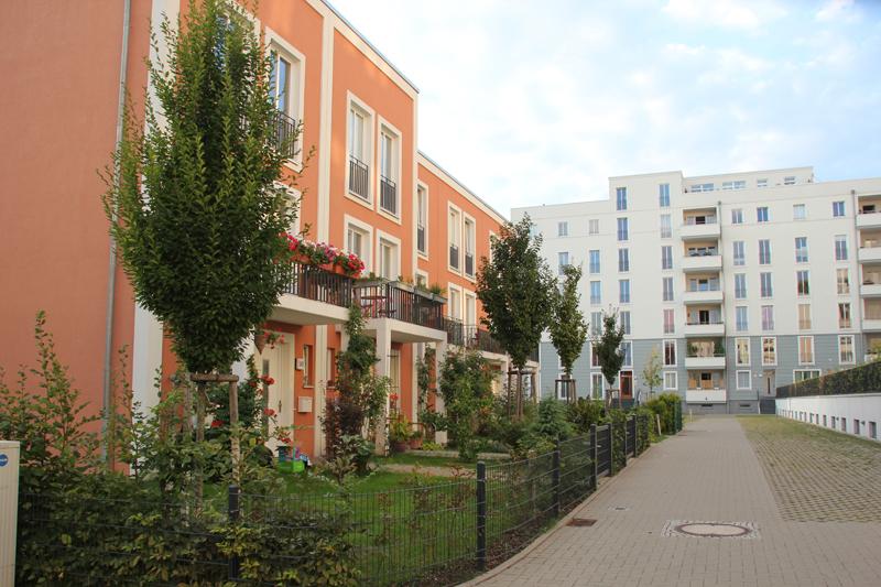 Richards Garten Friedrichshain Townhouses