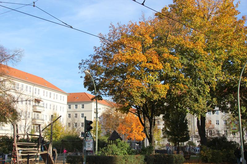 Wismarplatz Friedrichshain