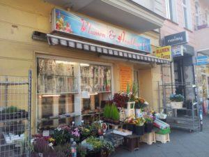 Blumen & Headshop Friedrichshain