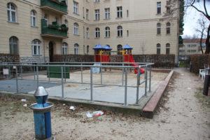 Kinderspielplatz Helenenhof Friedrichshain