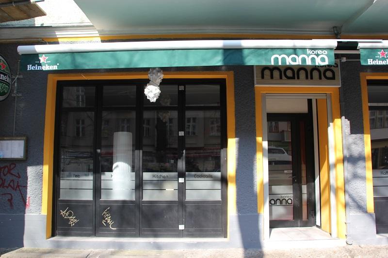 Manna Koreanisches Restaurant