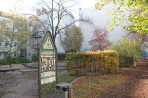 Spielplatz Schreinerstr 25