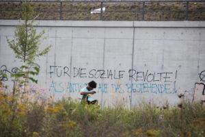 Graffiti Ostkreuzwand