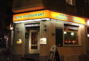 Seth Indisch-Pakistanisches Restaurant
