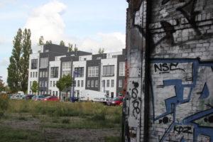 Sichtweite Wohnbauten