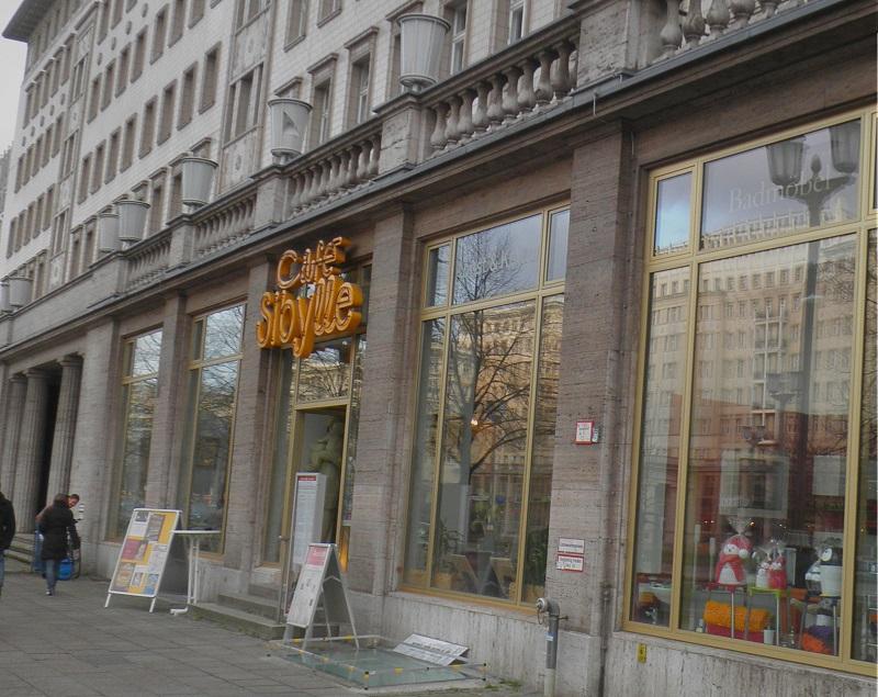 cafe sibylle berlin friedrichshain
