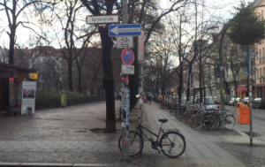 Gärtnerstr Fahrradweg