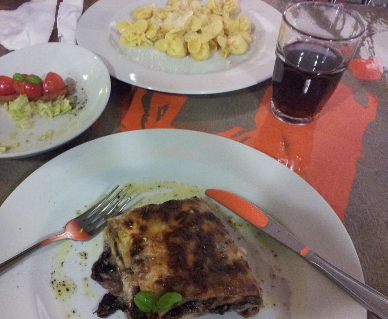 Gerichte im Mediterranean Flavour