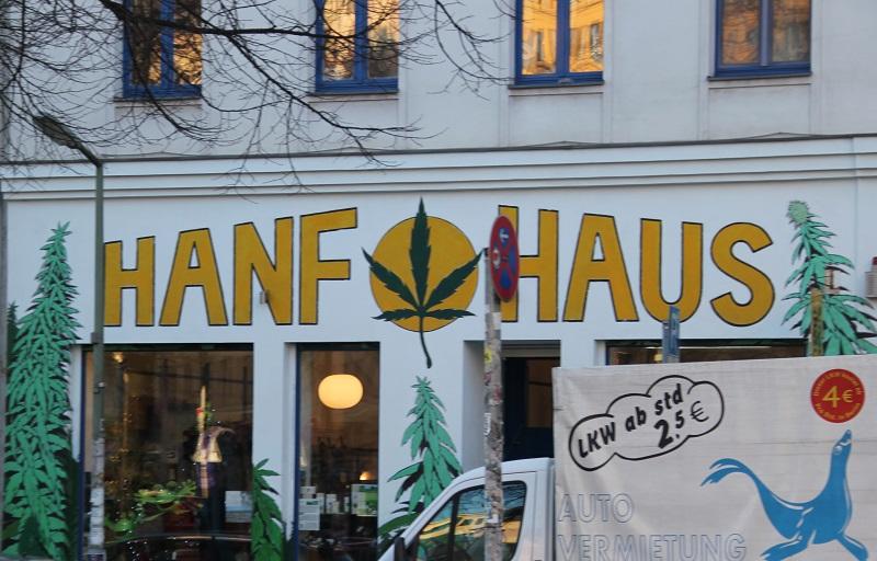 Hanf Haus Kreuzberg