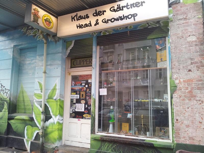 Headshop Klaus der Gärtner