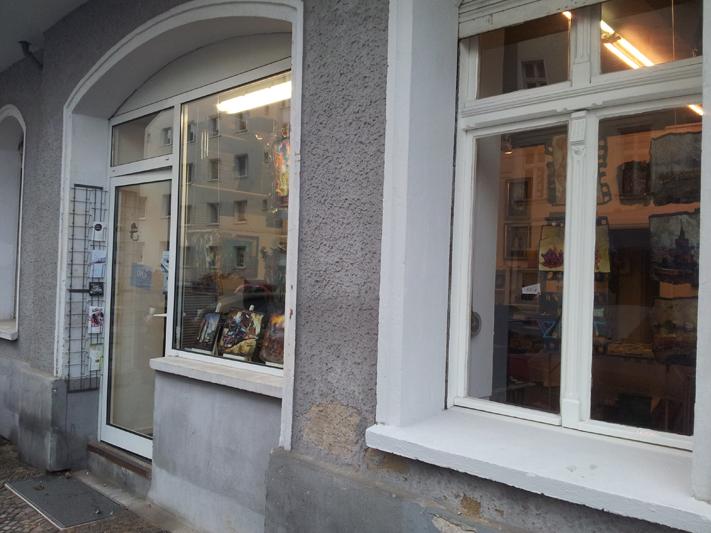 Kunstladen Altelier Hoffmann Friedrichshain