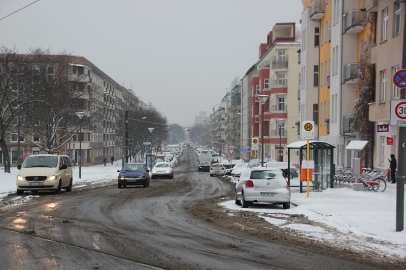 Marchlewski Straße Friedrichshain