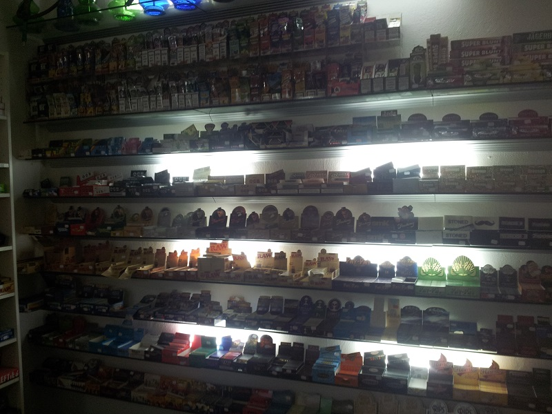 Papers im Headshop