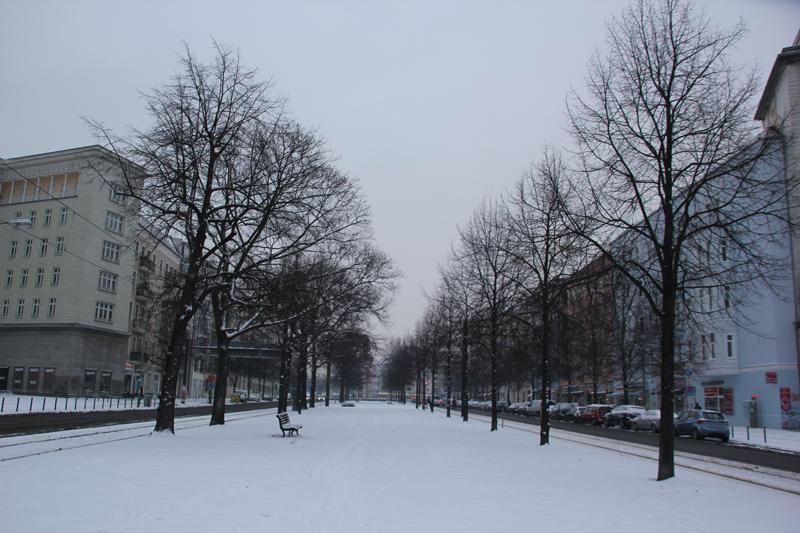 Petersburger Straße Friedrichshain