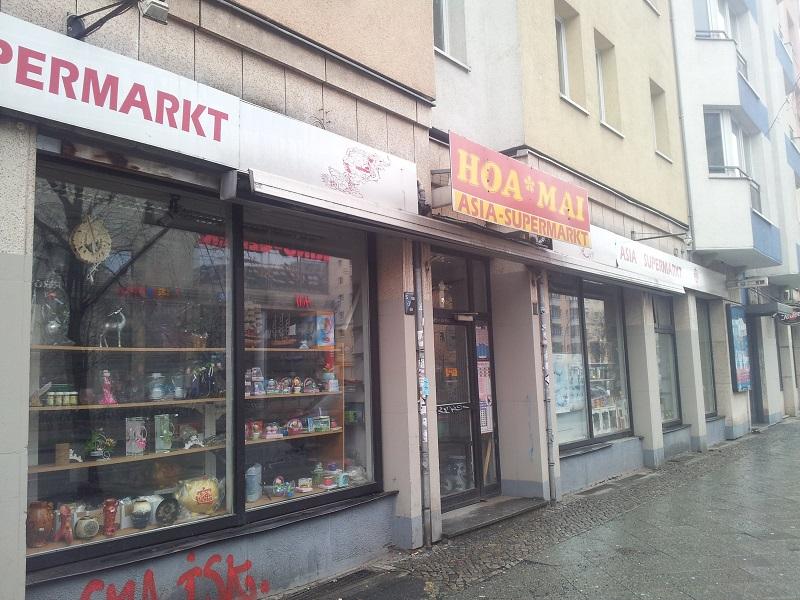 Hoa Mai Asia Supermarkt
