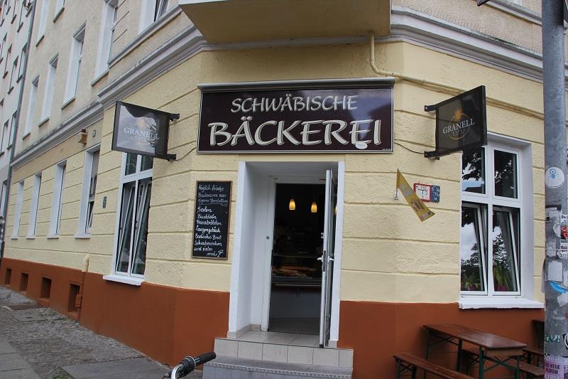 Schwäbische Bäckerei