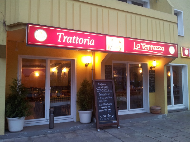 Beautiful Trattoria La Terrazza Gallery - Modern Home Design ...