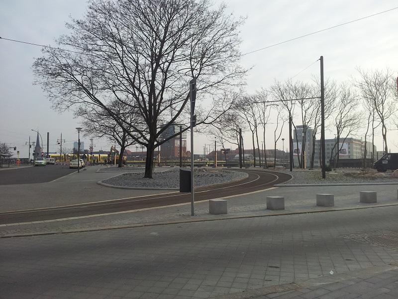 Helsingforser Platz Friedrichshain