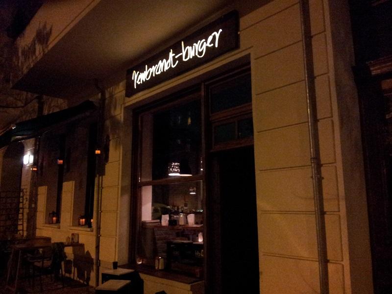 Rembrandt Burger Friedrichshain